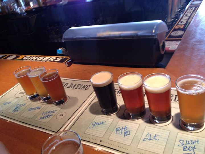 BEER FLIGHT!