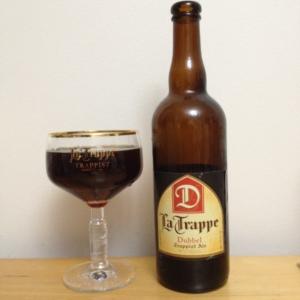La Trappe Dubbel #properglassware