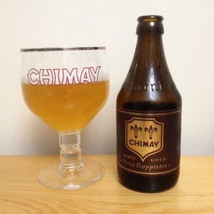 Chimay Doree #properglassware
