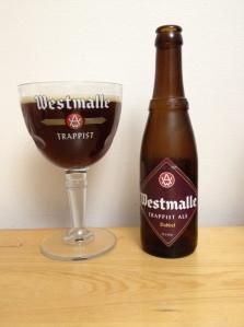Westmalle Dubblel #properglassware
