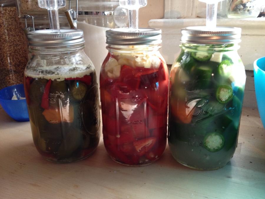 More fermentations
