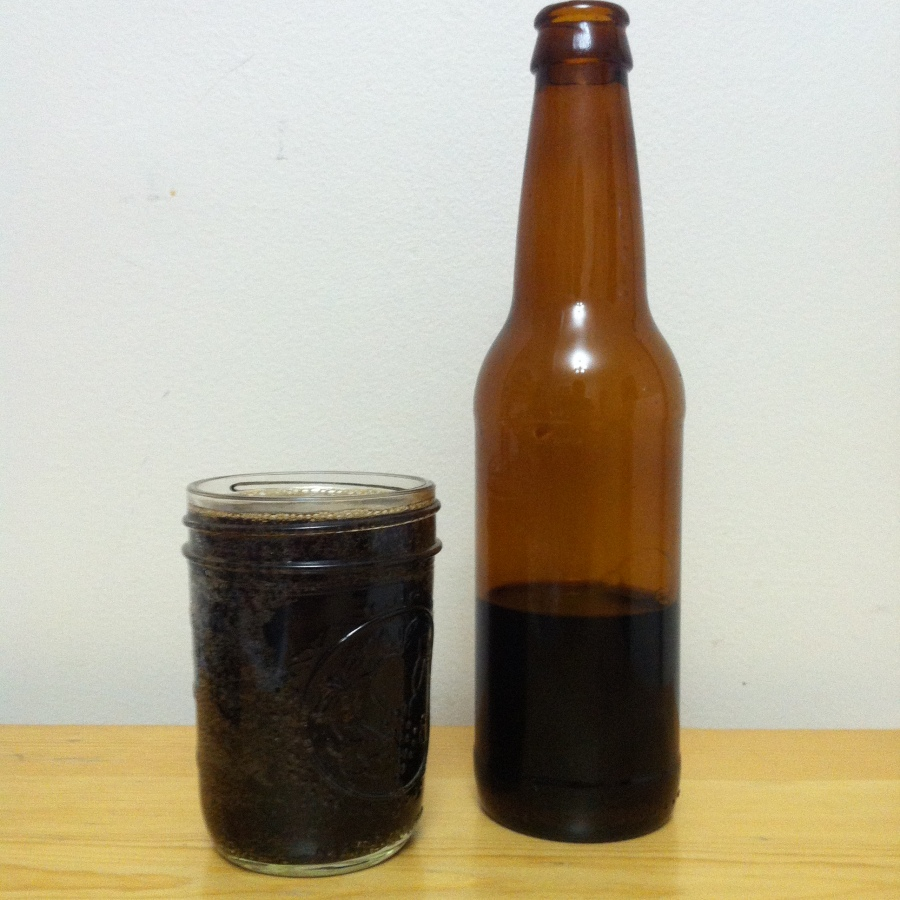 Stout with Brettanomyces